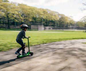 Inspirér dine børn til at få mere motion