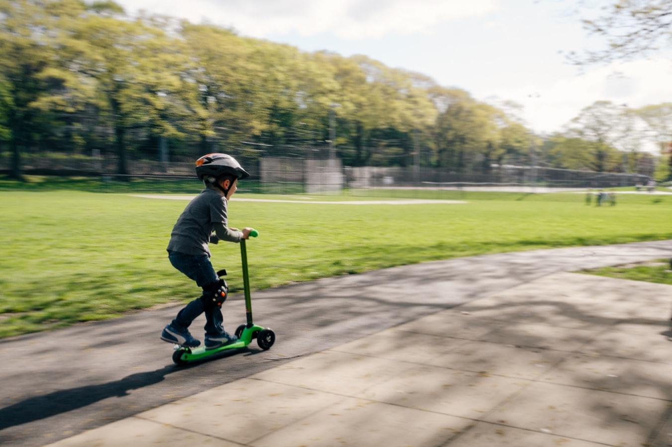 nov1 1 - Inspirér dine børn til at få mere motion