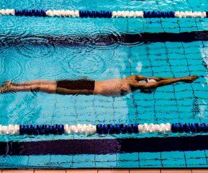 Kom frem i vandet som en torpedo