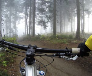 Mountainbike om vinteren?