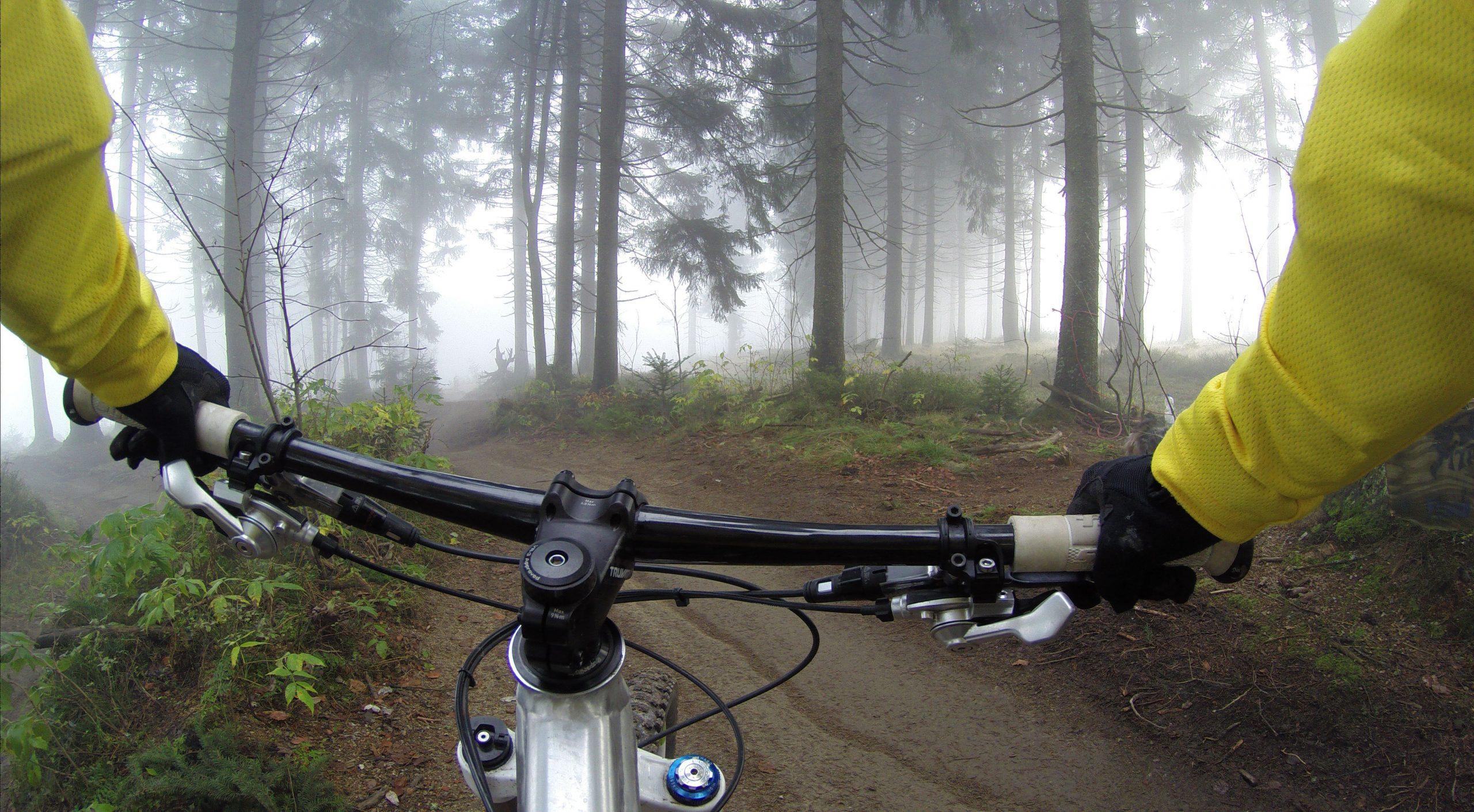 alexandra dech hI1DsDRJWvY unsplash scaled - Mountainbike om vinteren?